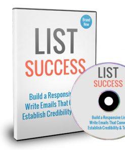 list success ebook