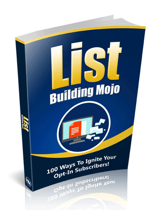 listbuilding mojo plr ebook