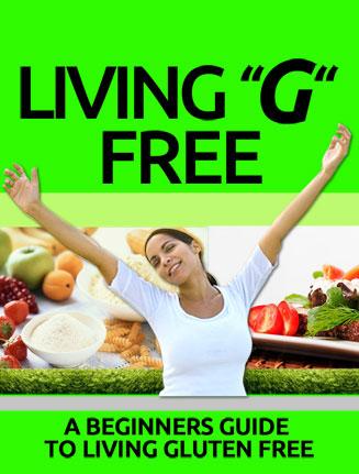 living gluten free plr ebook