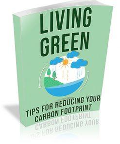 Living Green PLR Ebook