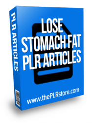 lose stomach fat plr articles lose stomach fat plr articles Lose Stomach Fat PLR Articles with Private Label Rights lose stomach fat plr articles 190x250