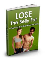 Lose The Belly Fat Ebook MRR