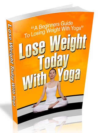 lose weight with yoga plr ebook