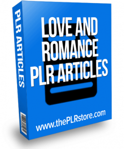 love and romance plr articles