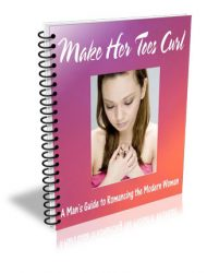 make her toes curl plr report make her toes curl plr report Make Her Toes Curl PLR Report make her toes curl plr report 190x250