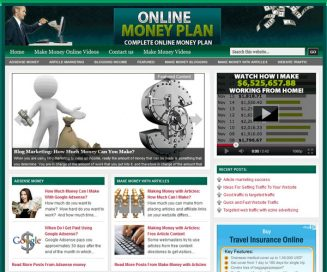 Make Money PLR Website with Private Label Rights make money plr website cover 327x272