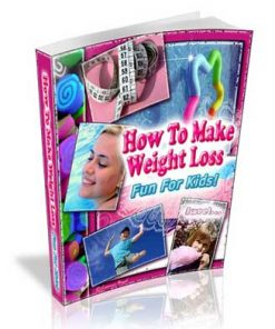 make weight loss fun for kids ebook mrr