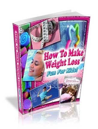 make weight loss fun for kids ebook mrr
