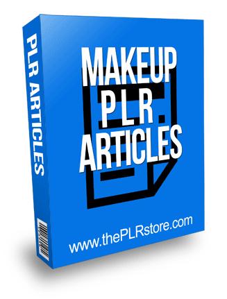 Makeup PLR Articles