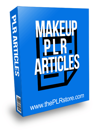 Makeup PLR Articles