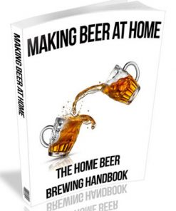 Making Beer At Home PLR Ebook