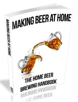 Making Beer At Home PLR Ebook
