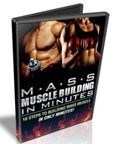 mass muscle building ebook