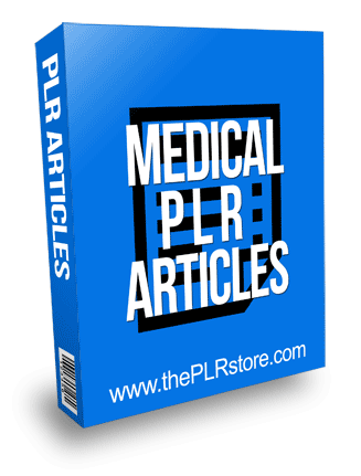 Medical PLR Articles with private label rights