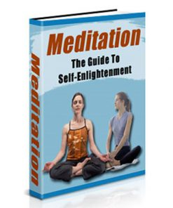 meditation plr ebook