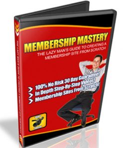membership site mastery plr videos