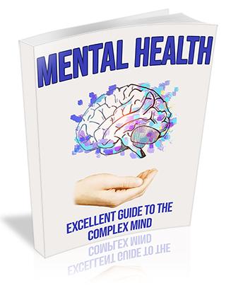 Mental Health PLR Ebook