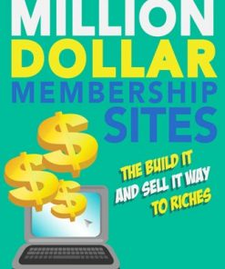 Million Dollar Membership Sites Ebook MRR