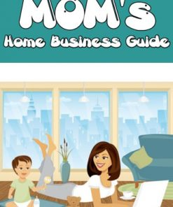 mom home business guide plr ebook