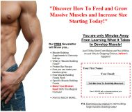 private label rights Private Label Rights and PLR Products muscle building foods plr ar series squeeze 190x161