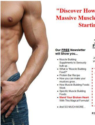 muscle-building-foods-plr-autoresponder-messages