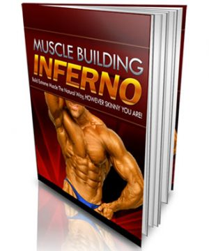 Muscle Building Inferno PLR Ebook