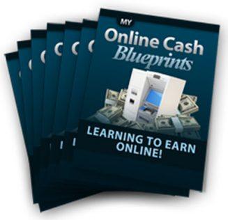 My Online Cash Blueprint PLR Listbuilding Package my online cash blueprint plr cover 327x316