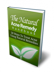 Natural Acne Remedy Ebook