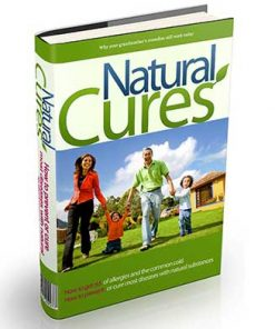 natural cures plr ebook