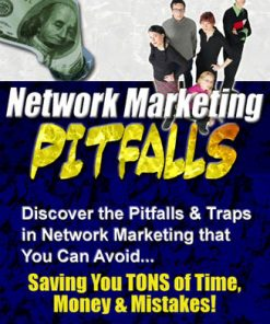 Network Marketing Pitfalls PLR eBook