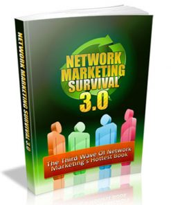 Network Marketing Survival 3 PLR eBook