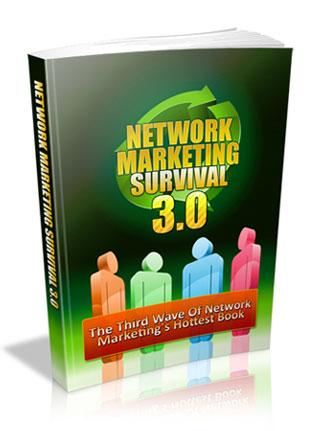 Network Marketing Survival 3 PLR eBook