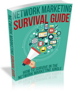 Network Marketing Survival Guide PLR Ebook