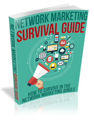 Network Marketing Survival Guide PLR Ebook