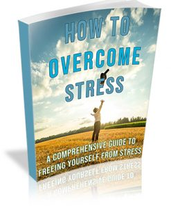 How to Overcome Stress PLR Ebook