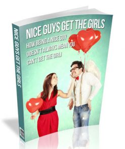 Nice Guys Get The Girls PLR Listbuilding and Email Messages