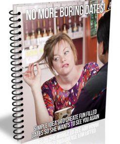 no more boring dates plr report
