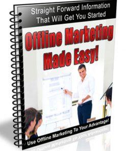 offline marketing plr autoresponder email series