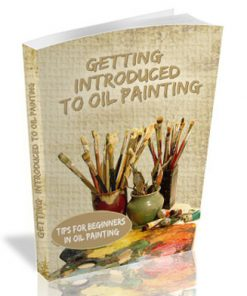 oil painint ebook