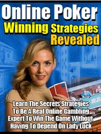 online poker plr ebook