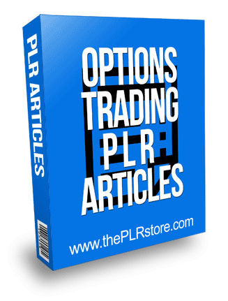 Options Trading PLR Articles