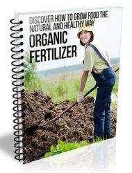 Organic Fertilizer PLR Ebook