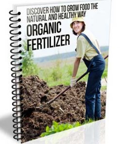 Organic Fertilizer PLR Ebook