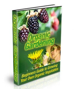 Organic Vegetable Gardening Ebook MRR