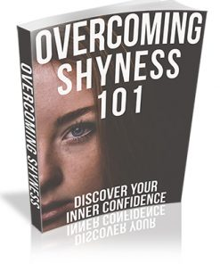 Overcoming Shyness 101 PLR Ebook