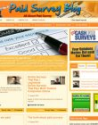 Paid Survey PLR Website with Private Label Rights paid survey plr website main 110x140