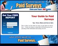 paid-surveys-plr-squeeze-page  Paid Surveys PLR Template Landing Page paid surveys plr squeeze page 190x151