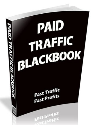 paid traffic blackbook plr ebook