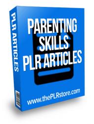 parenting skills plr articles parenting skills plr articles Parenting Skills PLR Articles parenting skills plr articles 190x250
