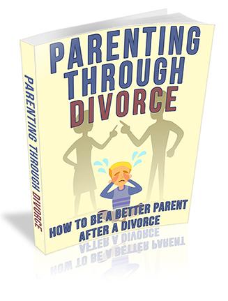 Parenting Through Divorce PLR Ebook Package
